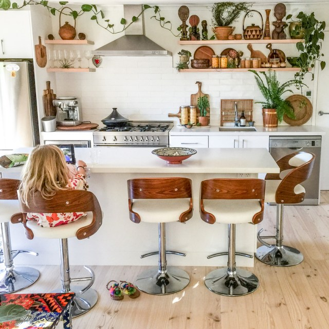 Bohemian Style Home Decor Ideas (5)