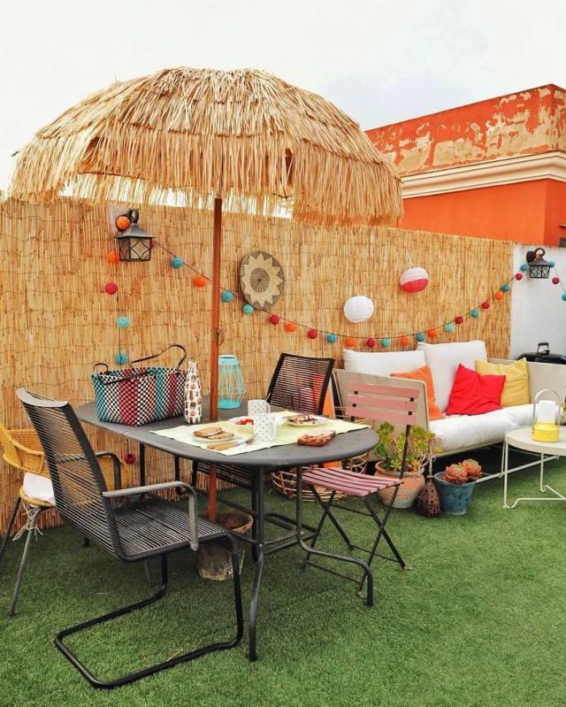 Bohemian Style Home Decor Ideas (6)