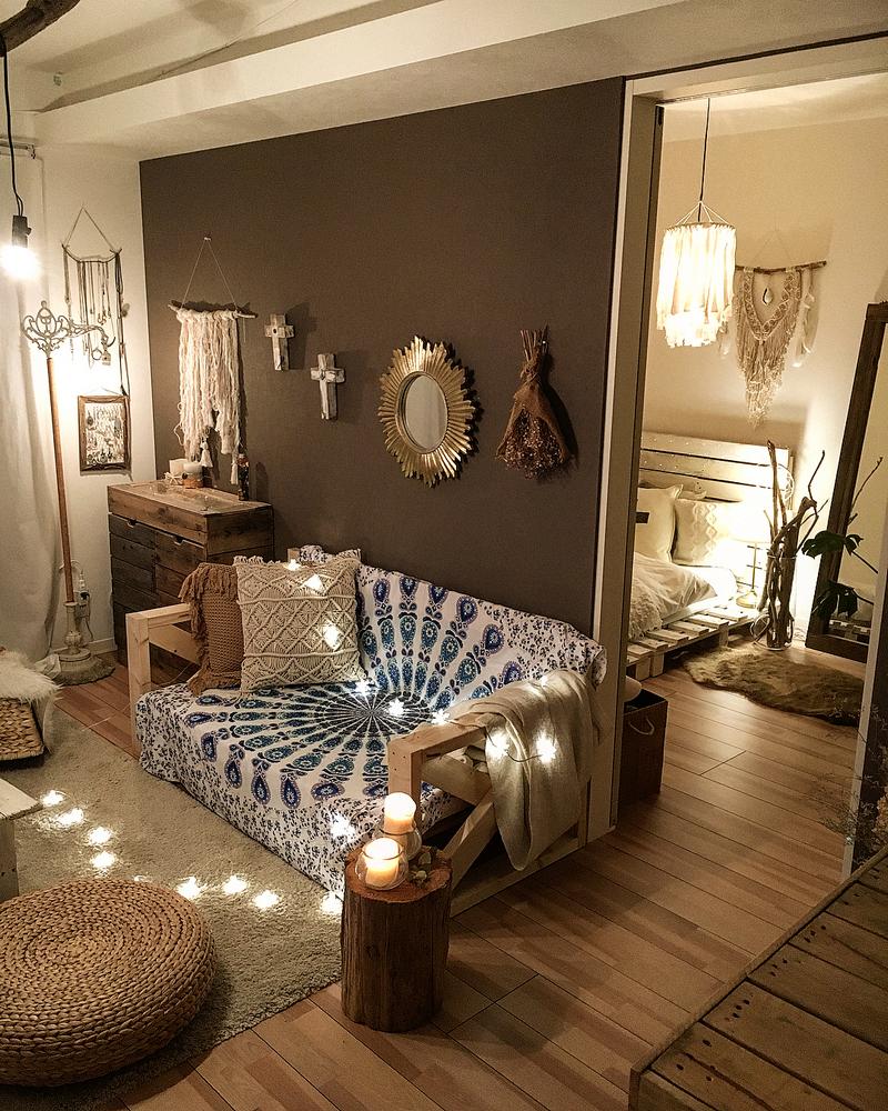 Bohemian Style Furniture Ideas and Designs   Boho Chic ... on Furniture Style  id=40288