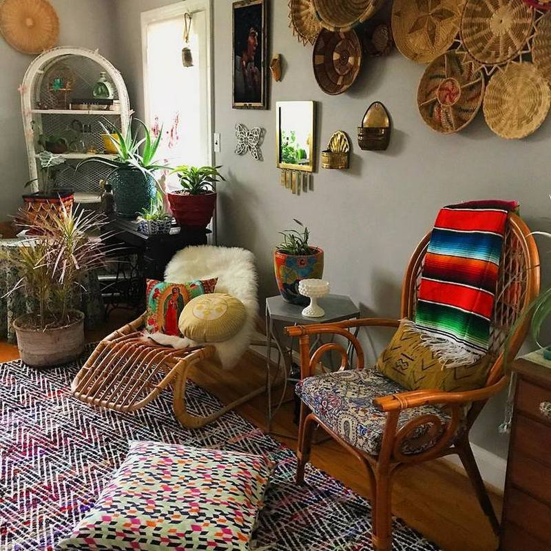 Bohemian Style Furniture Ideas and Designs   Boho Chic ... on Furniture Style  id=13750