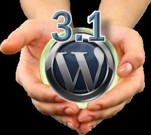 wordpress 3.1