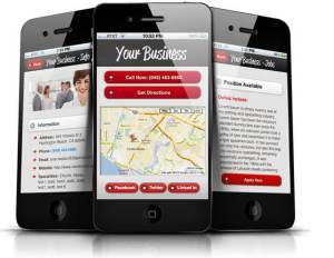 Mobile Friendly web sites bohol