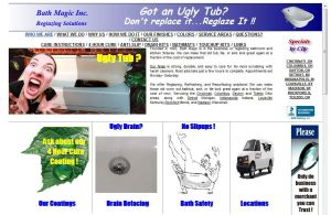 Ugly Websites Ugly Tub