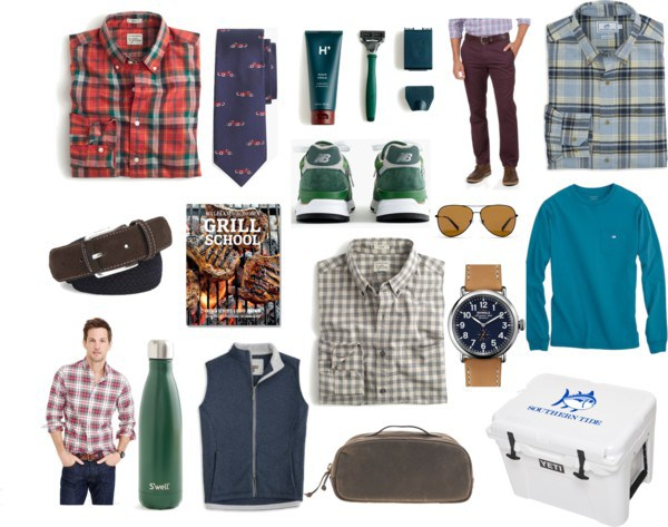 HOLIDAY GIFT GUIDE FOR YOUR GUY