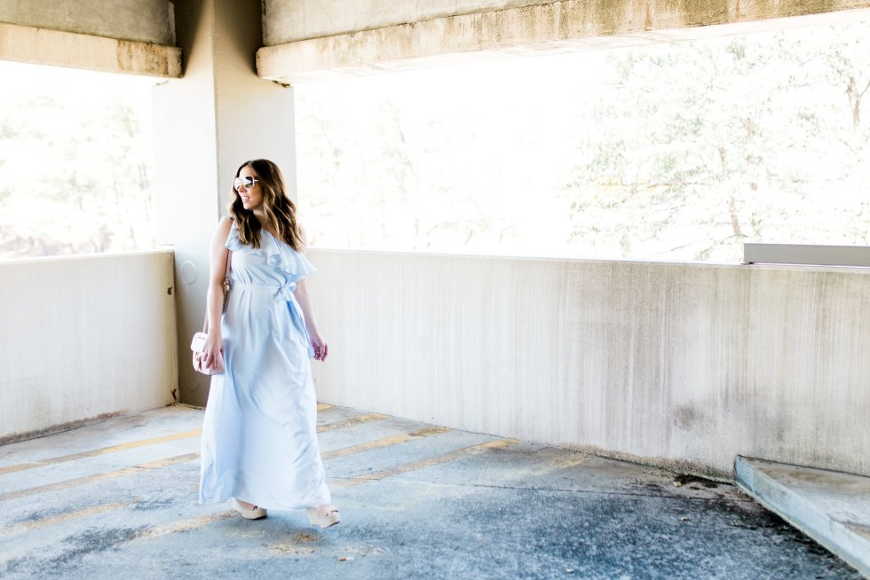 banana republic maxi dress