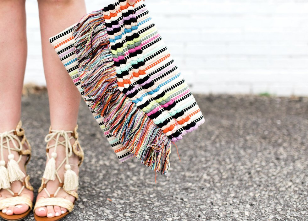 THE PERFECT CLUTCH + WEEKEND LINKS