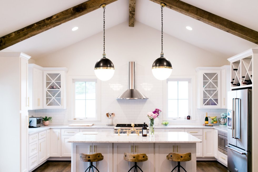 KITCHEN RENOVATIONS + RECIPES