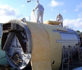 boiler refurbishment