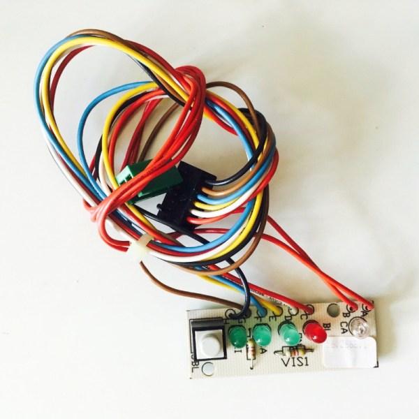 Alpha LED PCB 6-5626890