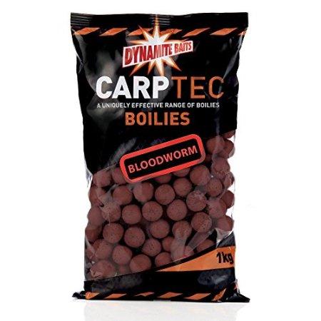 Dynamite BaitsCarpTec Boilies Bloodworm 15mm 1kg - 1
