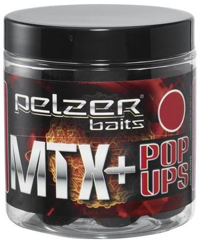 Pelzer MTX Pop Up Boilies 100g Dose, Durchmesser:15mm - 1