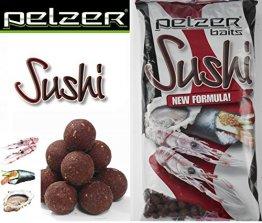 Pelzer Sushi Imperial Boilies 1 kg, Durchmesser:12mm - 1