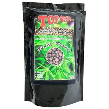 Top Secret Cannabis-Edition Boilies 16mm Black Pepper 1Kg - 1