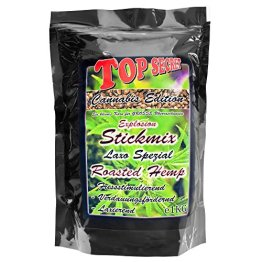 Top Secret Cannabis-Edition Stickmix Roasted Hemp 1Kg - 1