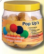Top Secret Pop Up Boilies Erdbeere 100 g - 1
