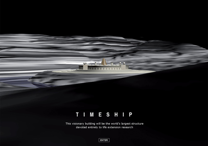 Proceedings Of A 2003 Seminar About Timeship A Visionary