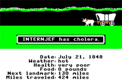 Newsletter 165 Cholera