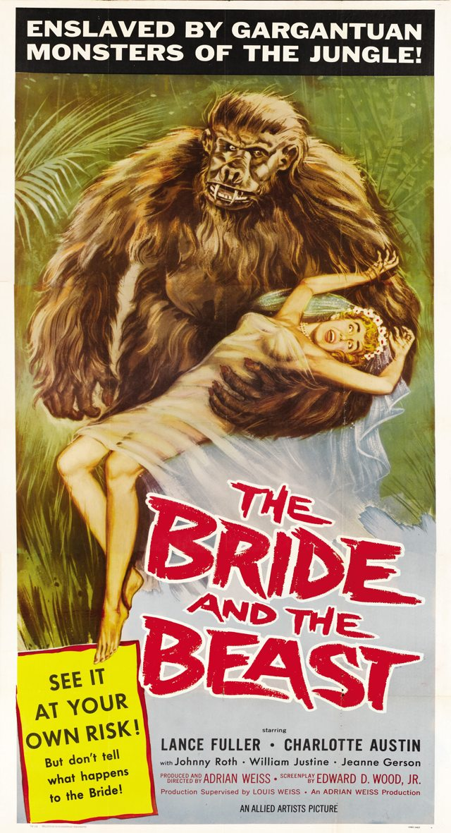 Bride And Beast Poster 02