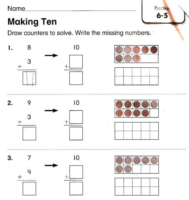 Homework help first graders