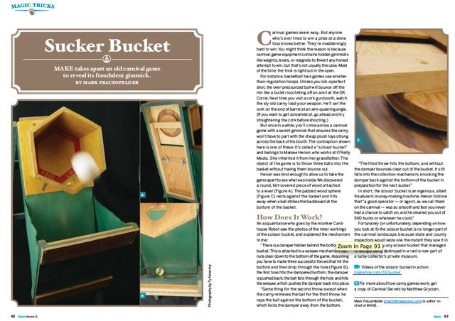 Sucker-Bucket