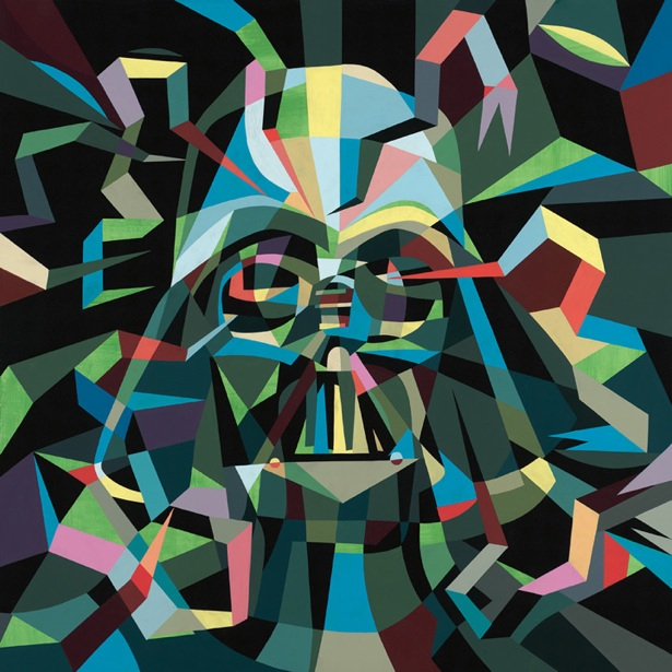 Artwork Darth-Vader-Sm