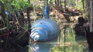 Cnn 2010 World Americas 07 03 Ecuador.Drug.Submarine Story.Drug.Sub.Enp