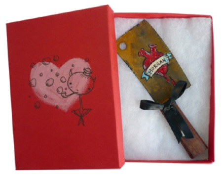 Store Liz Mcgrath Heartknife