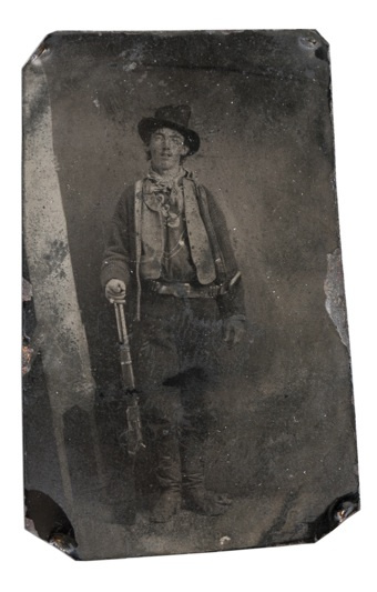 Billy Tintype