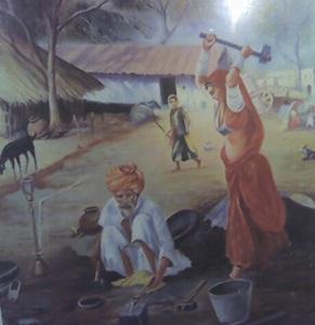Indian art