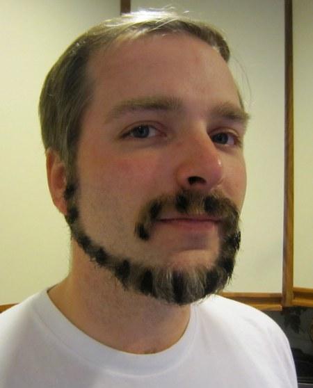 worst beard evar