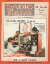 Radio News 1924