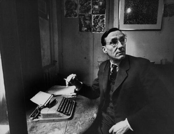 Typewriter Burroughs