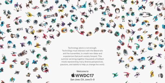 Invitație WWDC 2017