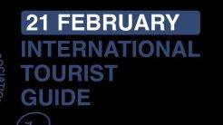 Conferință a ghizilor de turism.