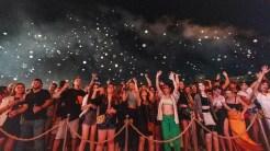Concert pe plaja Neversea. FOTO Neversea