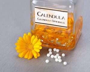 Made from Calendula officinalis (the Garden marigold), Boiron Calendula can help heal and soothe many springtime irritations, such as cuts, scrapes, chafing, minor burns and sunburn.
