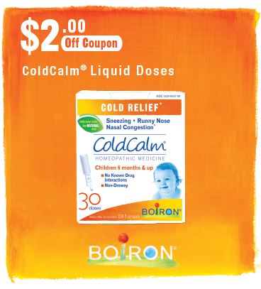 $2 Off ColdCalm Liquid Doses Coupon