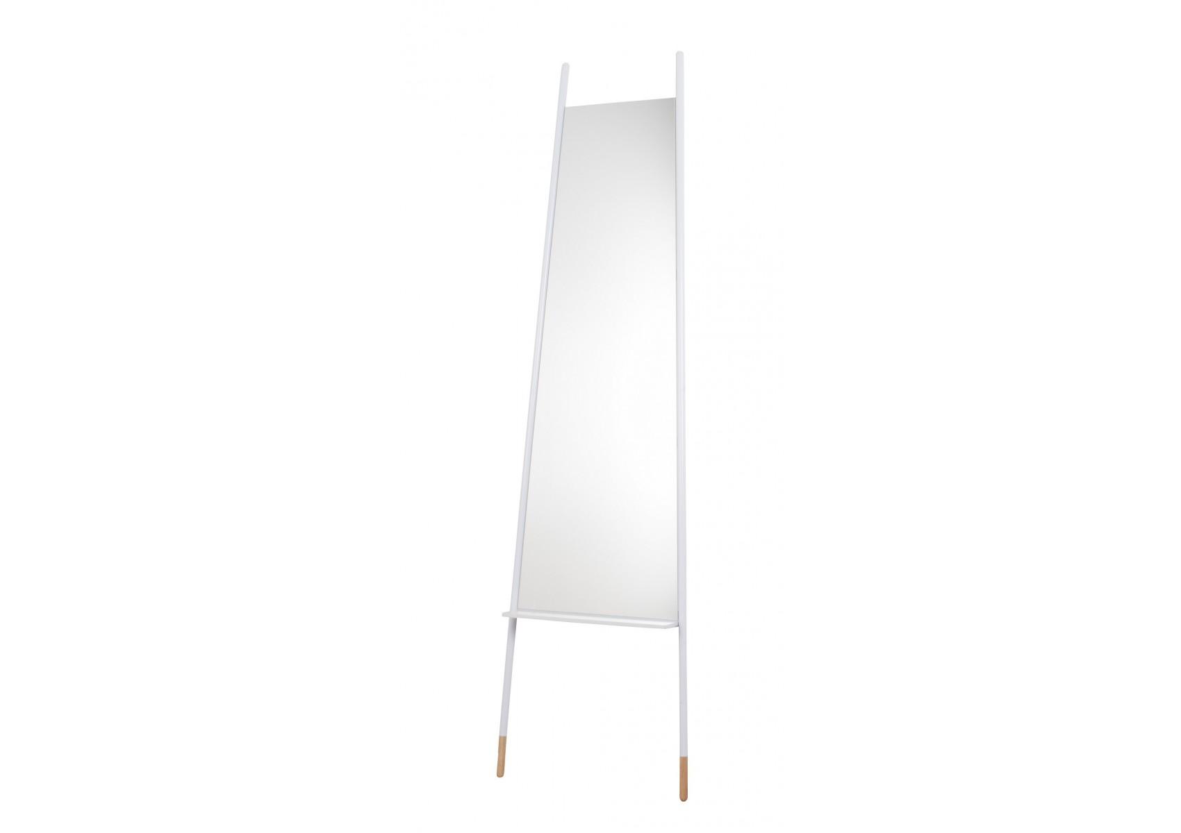 a quelle hauteur placer le miroir