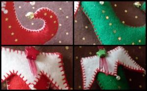 botte de Noël les détails