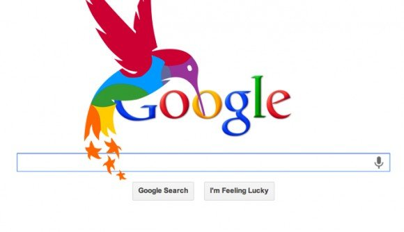 google hummingbird