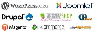 softaculous wordpress magento prestashop