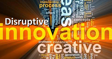 disruptive innovation creative