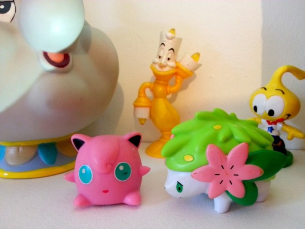 Figurines Pokémon