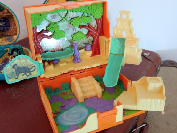Polly Pocket Livre de la jungle 2002