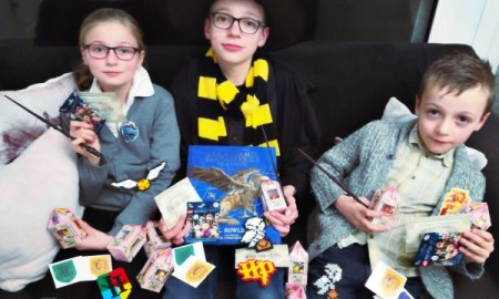 Harry Potter Party chez Cultura