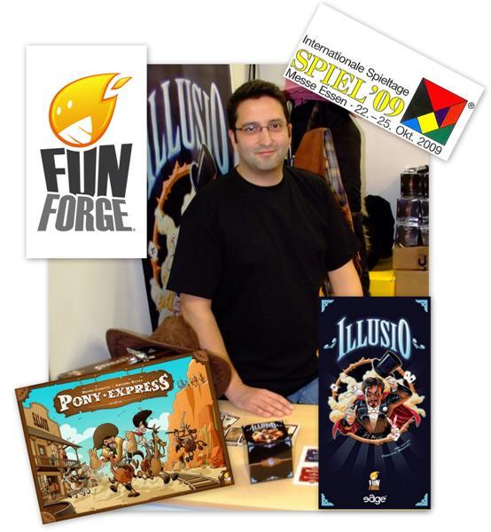Philippe Nouhra - Responsable de FunForge