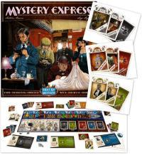 Mystery Express, Le jeu 2010 de Days of Wonder