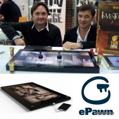 epawn arena - console de jeu de société