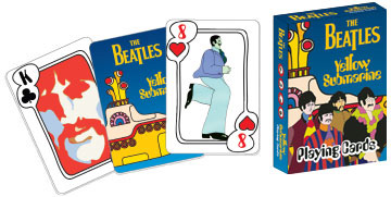 Yellow Submarine Cards