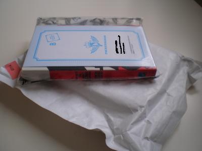 Böcker med posten